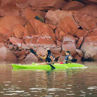 Lifetime Volt 8.5' Sit on Top Kayak, 2-pack Family Lake River Ocean Fun @@