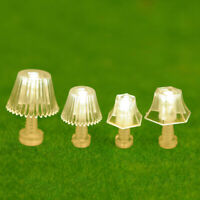 1:20 Mini lighting table lamp dollhouse miniatures accessories  ME