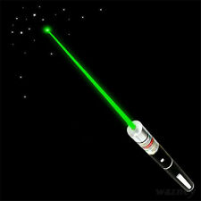 532nm Pointeur LASER Vert 1 mw pointer stylo astronomie 3km