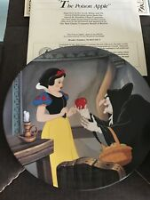 Bradford Exchange Snow White Collector Plates (Set of 8)
