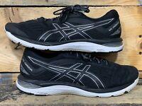 ASICS GEL-Cumulus 20 1011A008 Running Shoes, Men's Size 11.5, Black/White