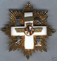 España medalla militar Cruz al merito AERONAUTICO plata 1ª emision 1949