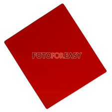 Square Red Filter Color Conversion for Cokin P Series