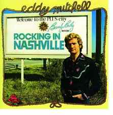 CD EDDY MITCHELL 1997 ROCKING IN NASHVILLE  jaquette origine réédition