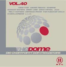 The Dome Vol. 40 - 2CDs NEU Depeche Mode Snow Patrol Christina Stürmer Rihanna