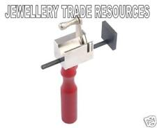 JEWELLERS & SILVERSMITHS WIRE & TUBE HOLDER CLAMPING CUTTER FILING JOINT TOOL