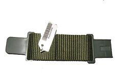 "US ARMY Tactical USMC OD Green LC-2 Pistol Utility Web Belt 6"" Extender Duckbill"