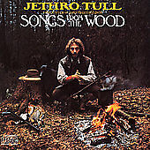 Jethro Tull - Songs From The Wood (2003) - CD - Remastered with Bonus Tracks -