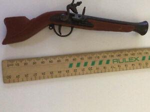 Captain Hooks Long Blunderbuss Type toy Gun - Cap Shooter