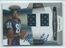 2010 Certified Marcus Easley DUAL JERSEY RELIC AUTO AUTOGRAPH RC #293 688/699