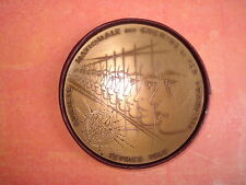 Médaille BRONZE - Chemins de Fer - French Medal - TRAIN  1969