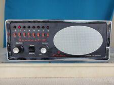 Vintage 1977 Electra Bearcat 3 Model #Bc Iii 8 Channel Radio Receiver