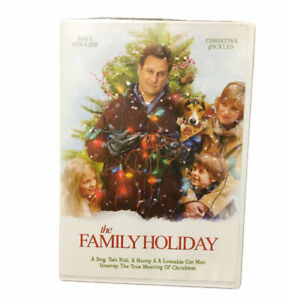Dave Coulier THE FAMILY HOLIDAY Christina Pickles A. Fischer Christmas