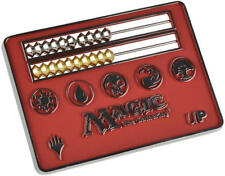 Ultra Pro Magic MTG Official Card-Size RED Abacus Life Counter BRAND NEW!