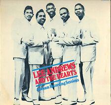 "LEE ANDREWS & THE HEARTS ""GOTHAM RECORDING SESSIONS"" DOO WOP RHYTHM & BLUES LP"