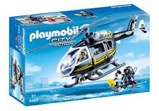 Playmobil City Action - 9363 SEK-Helikopter - Neu & OVP