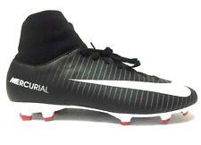 Nike Mercurial Victory Vi Fg Soccer Cleats Black White Mens 903609-002 Choose Sz