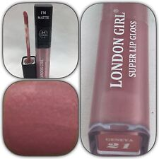New Matte Beautiful Colours In New London Girl Matte Finish Lip Gloss For Just