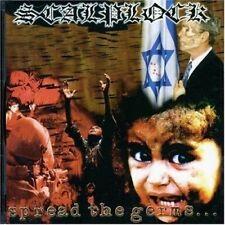 SCALPLOCK - Spread The Germs... CD