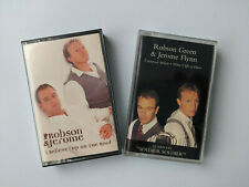 Robson & Jerome - 2x  Cassette Tape Singles - i believe / unchained melody