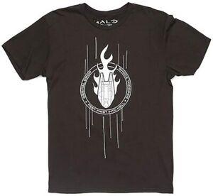 Halo Orbital Drop Shock Trooper Lootcrate Exclusive T Shirt Black NEW