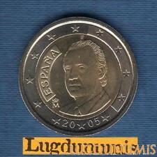 Espagne 2005 2 Euro SUP SPL Pièce neuve de rouleau - Spain