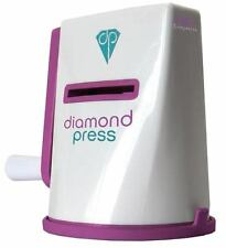 Diamond press compact portable die cutter par crafter's companion: DP1237