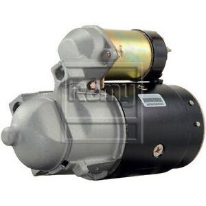 25236 Remy Starter Motor P/N:25236