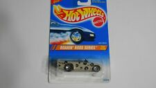 Hot Wheels Roarin Rods Series Cars Mini Truck Brown Open Bed 1994 Mattel #4 B3