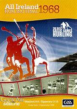 1968 GAA All Ireland Hurling Final:  Wexford v Tipperary  DVD