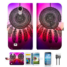 Dream Catcher  Wallet TPU Case Cover For Samsung Galaxy S4 -- A027