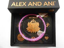 Alex and Ani Color Palette Wrap Rafaelian Silver Finish Bracelet V18WC02RS