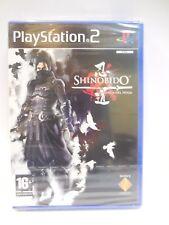 Shinobido:La Senda Del Ninja videojuego para play 2 pal nuevo y precintado