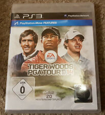 Sony Playstation 3 PS3 Tiger Woods PGA Tour 14 German Version English Game
