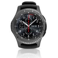 Samsung Galaxy Gear S3 Frontier 46mm Smart Watch Stainless Steel Black