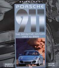 BOEK/LIVRE : Porsche 911 - The Definitive History 1997 to 2005