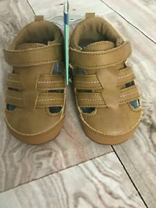Baby Boys' Surprize by Stride Rite Kellyn Sneakers - Tan M 6-12M