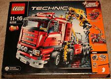 LEGO Technic 8258 Truck mit Powerschwenkkran Neu-siehe Artikelbeschreibung