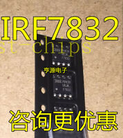 10PCS  F7832 IRF7832 30V/20A Power MOSFET IRF7832TRPBF SOP8  #K1995