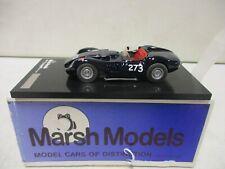 Marsh Models 1959 Lister Chevrolet Jim Hall 1/43