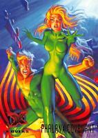 PHALANX COVENANT / X-Men Fleer Ultra 1995 BASE Trading Card #123