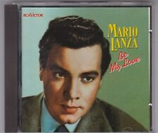MARIO LANZA-BE MY LOVE-CD ALBUM RCA VICTOR 1991 GERMANY