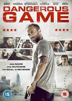 DANGEROUS GAME CALUM BEST LUCY PINDER ALEX REID HIGH FLIERS 2017 DVD NEW