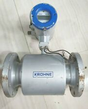 Krohne Ufm 03030 C Eex Ultrasonic Flow Meter 4