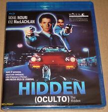 HIDDEN Oculto - BLURAY English Español - Precintada