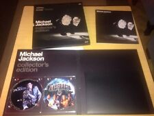 Michael Jackson Collector Edition Pack 2dvds Spanish
