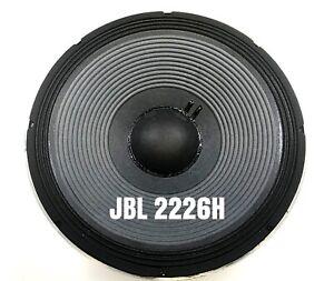 "JBL 2226H, 15"" Low Frequency Loudspeaker/ Woofer/ Transducer (# 2)"