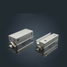 SMC CDUJB8-15D Miniature Free Mount Air Cylinder 8mm Bore x 15mm Stroke
