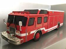 Corgi 52205 E-One Rescue Fire Truck - Boston FD 1:50  NIB  *** RARE!! ***