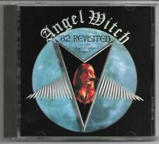 ANGEL WITCH `82 Revisited-CD 1997 UK LIVE Rock Festival Mildenhall - Paul Samson